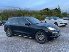 2012 PORSCHE CAYENNE S 4.8 V8, 65,000km, GOOD CONDITION, STARTS AND DRIVES WITH NO FAULTS *PLUS VAT*