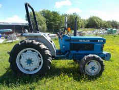 FORD 2120 COMPACT TRACTOR, 2.3 LITRE 4 CYLINDER SHIBAURA T854 DIESEL, 1800 HOURS *PLUS VAT*