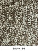 BRAND NEW LYON CARPET ROLL, BROWN 93, 30m x 4m PER ROLL *PLUS VAT*