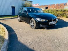 2014 BMW 320D BUSINESS EFFICIENTDYNAMICS, 4 DOOR SALOON, 2.0 DIESEL ENGINE, FULL SERVICE *NO VAT*