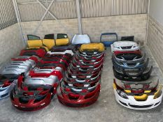 LARGE JOB LOT OF NEW AND NEARLY NEW SEAT CAR PARTS, RRP OVER £22K, GENUINE SEAT OEM PARTS *PLUS VAT*