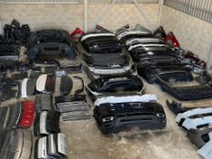 HUGE JOB LOT OF LATE MODEL LAND ROVER RANGE ROVER PARTS, RRP £46800, APPROX 400 ITEMS *PLUS VAT*