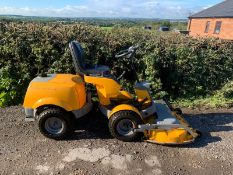STIGA PARK PRO 16 RIDE ON MOWER, RUNS DRIVES AND CUTS WELL, GOOD SOLID 95cm TWIN BLADE DECK