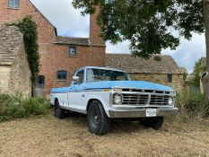 1975 FORD F-250 6.4 (390) V8, 4 SPEED MANUAL, HAS JUST BEEN REGISTERED, NEW BENCH SEAT *NO VAT*