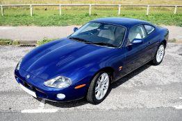 2003 JAGUAR XKR SUPERCHARGED BLUE AUTO, 115K MILES, 4.2 PETROL ENGINE *NO VAT*