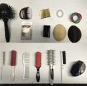 OVER 7000 ASSORTED HAIR ITEMS, RRP OVER £21K *NO VAT*