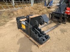 NEW AND UNUSED MUSTANG RH05 ROTATING PULVERIZER, SUITABLE FOR 13-15 TON MACHINE *PLUS VAT*