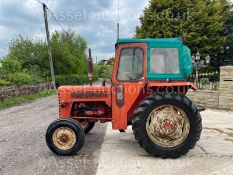 McCORMICK B-274 DIESEL TRACTOR, RUNS DRIVES AND WORKS, GOOD SET OF TYRES, CABBED *PLUS VAT*