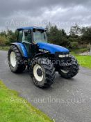 1997 NEW HOLLAND 8360 TRACTOR, APPROX 12000 HOURS, ENGINE GEARBOX AND HYDRAULICS WORKING PERFECTLY