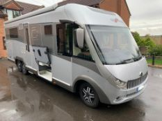 2020 CARTHAGO LINER-FOR-TWO 53L MOTORHOME 11 mths WARRANTY 4529 MILES, MINT CONDITION NO VAT