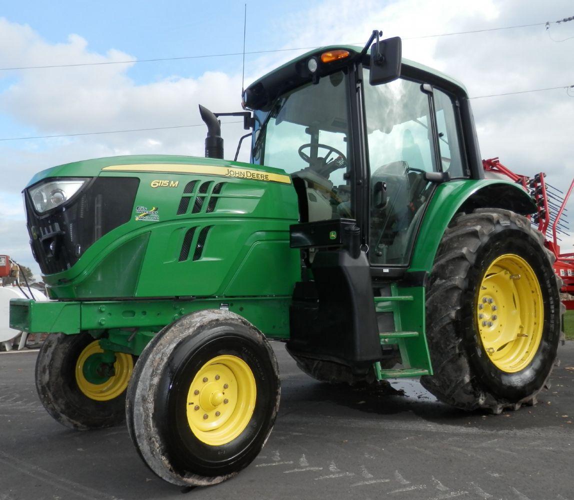 Leon & Diane Hartman & Sons Farm Equipment and More Auction