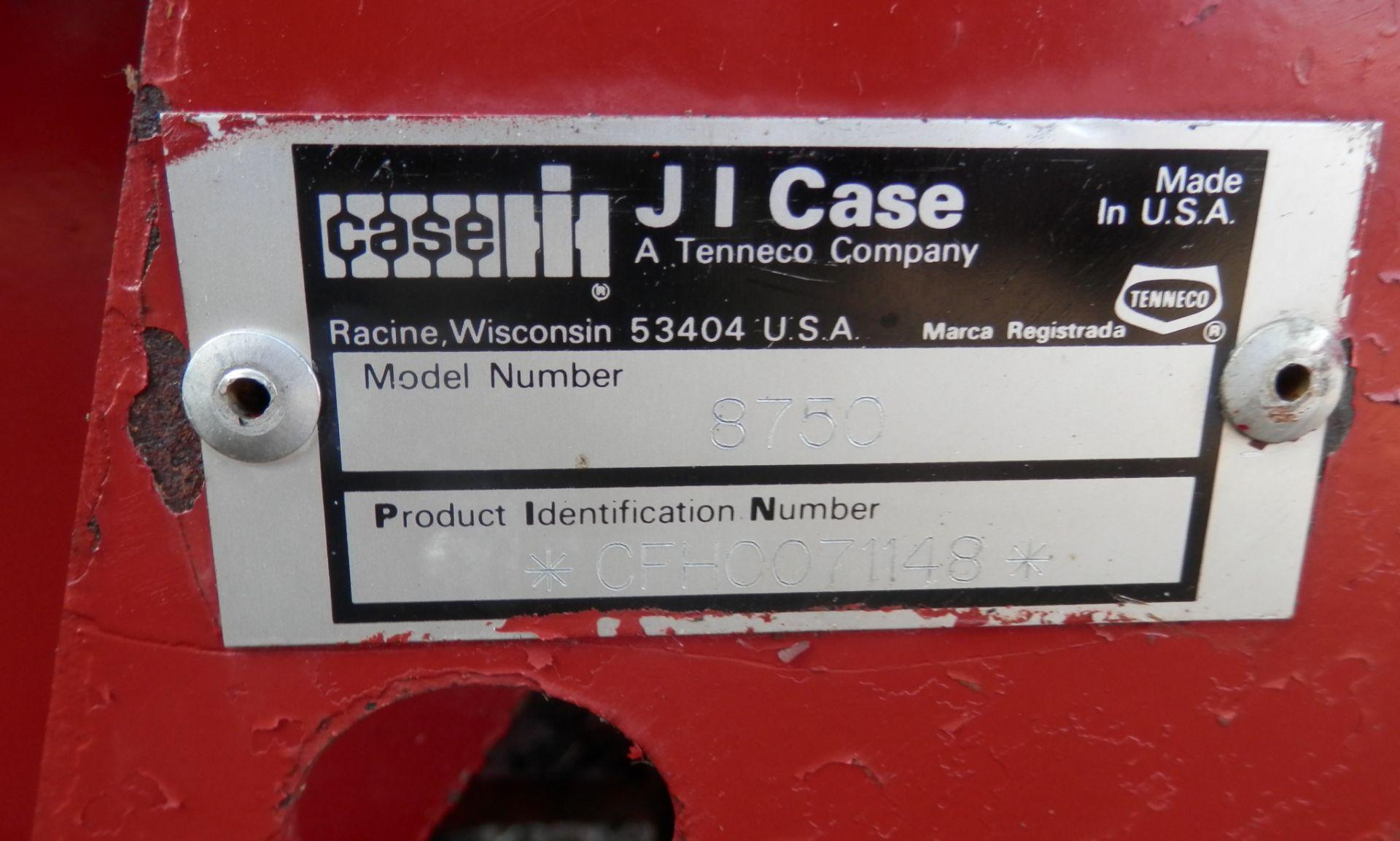 CASE IH 8750 FORAGE CHOPPER W/ choice of HAYHEAD - Image 12 of 12