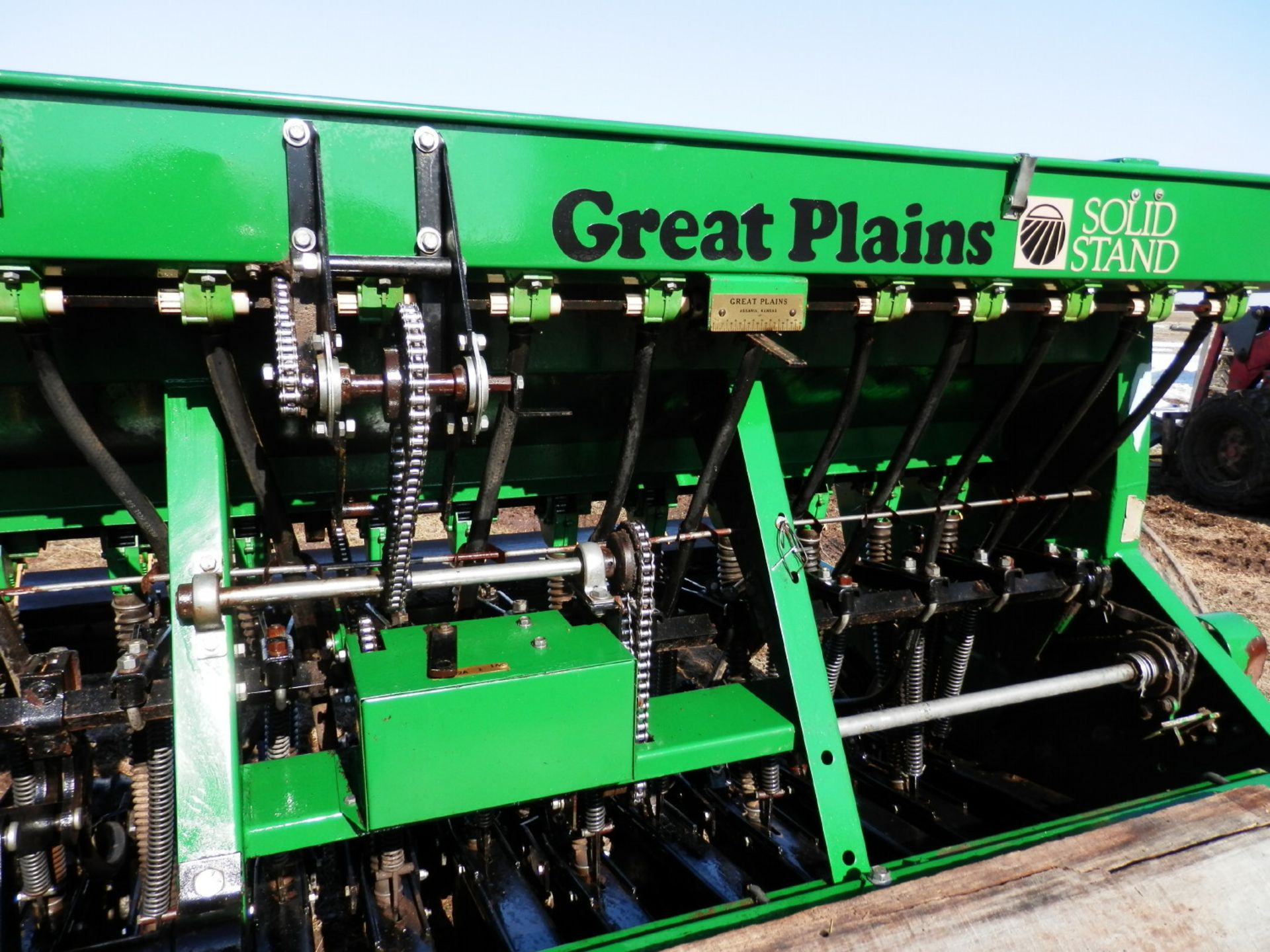 GREAT PLAINS SURESTAND 13 MDL EWD13-260693 26x6 GRAIN DRILL - Image 6 of 11