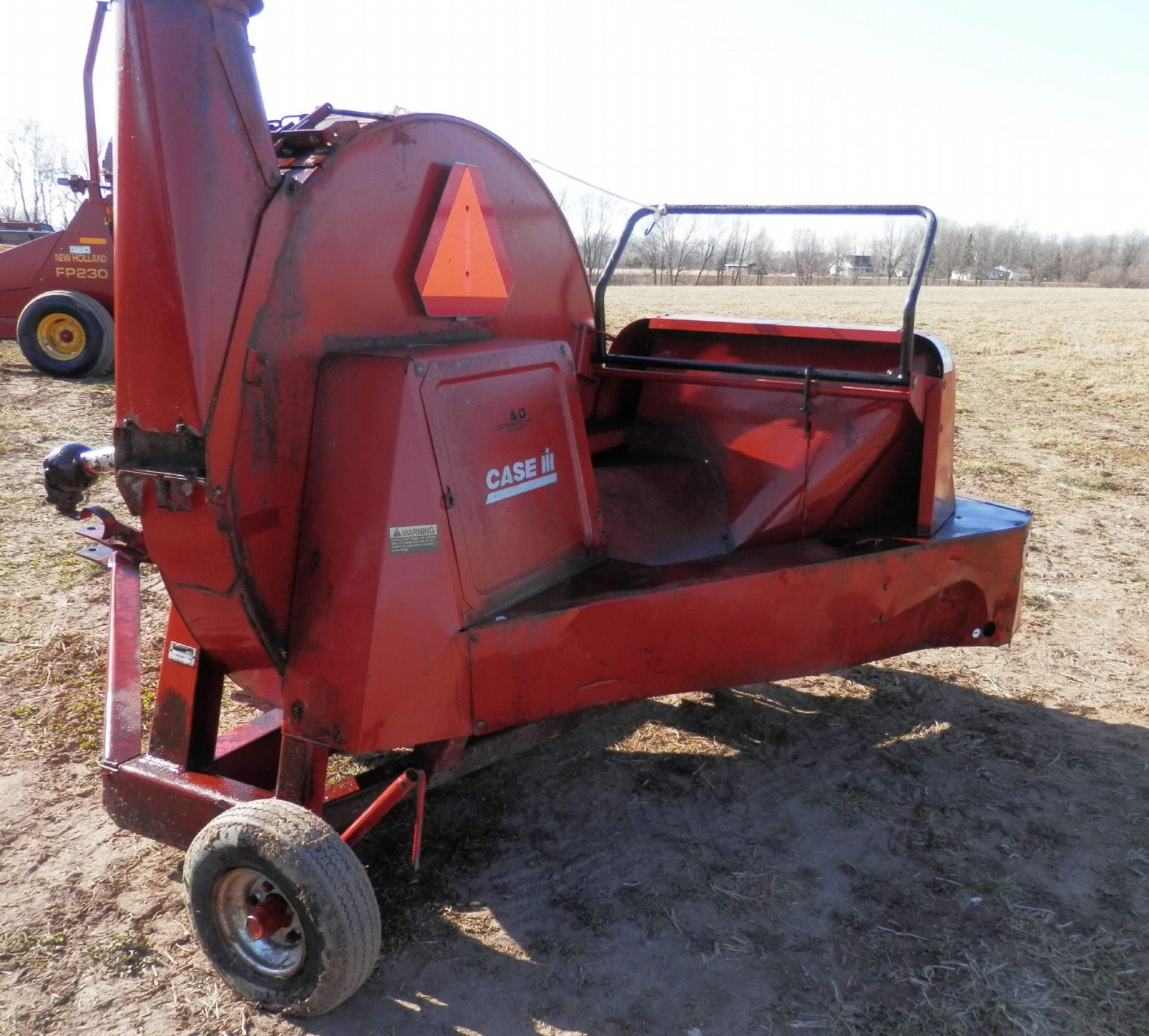 CASE IH 600 FORAGE BLOWER - Image 3 of 4