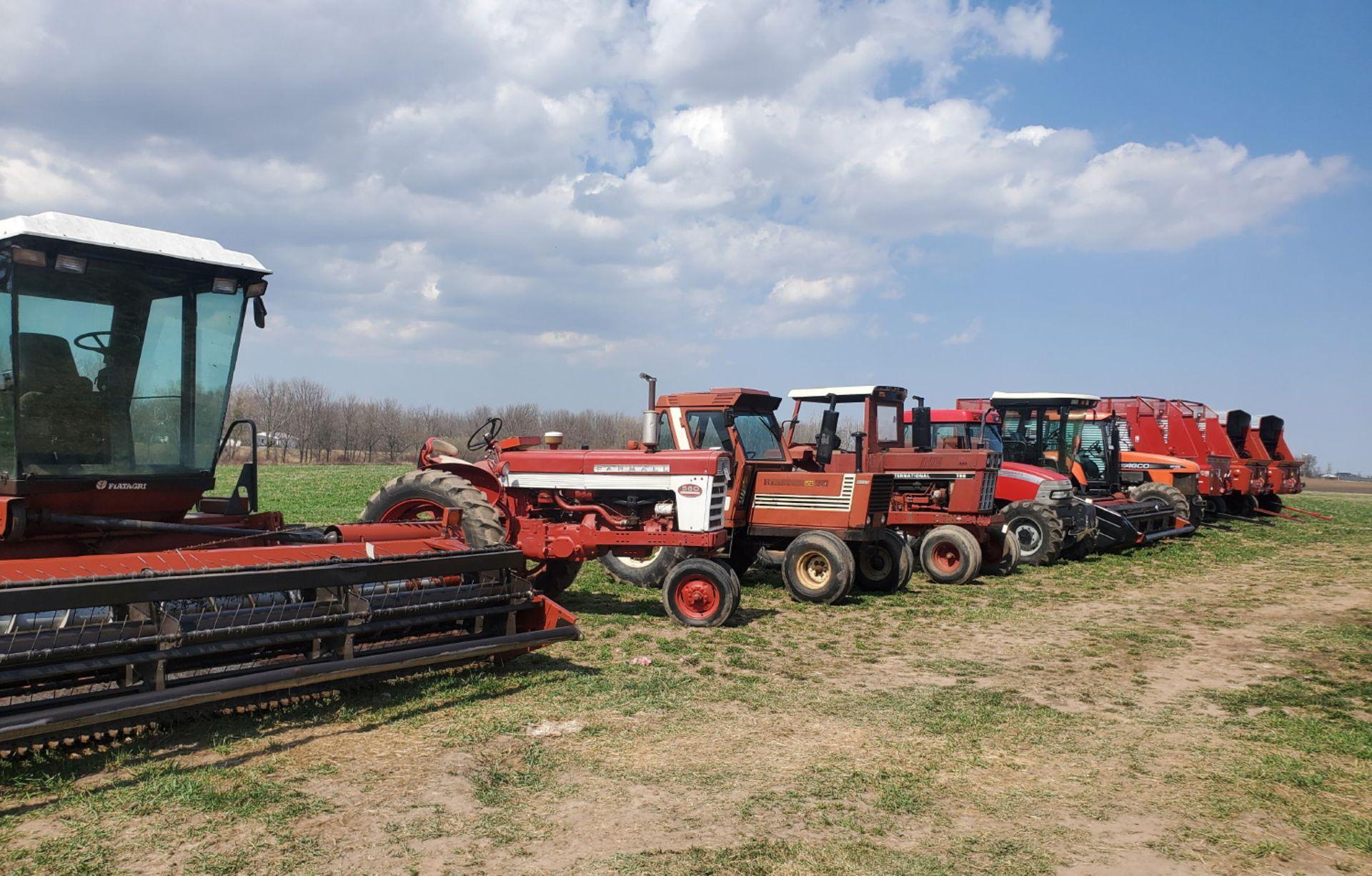 R.L Jersey Dairy Farms Retirement Auction, Thursday, April 8, 2021 10:00 a.m. Selling…complete - Image 3 of 3
