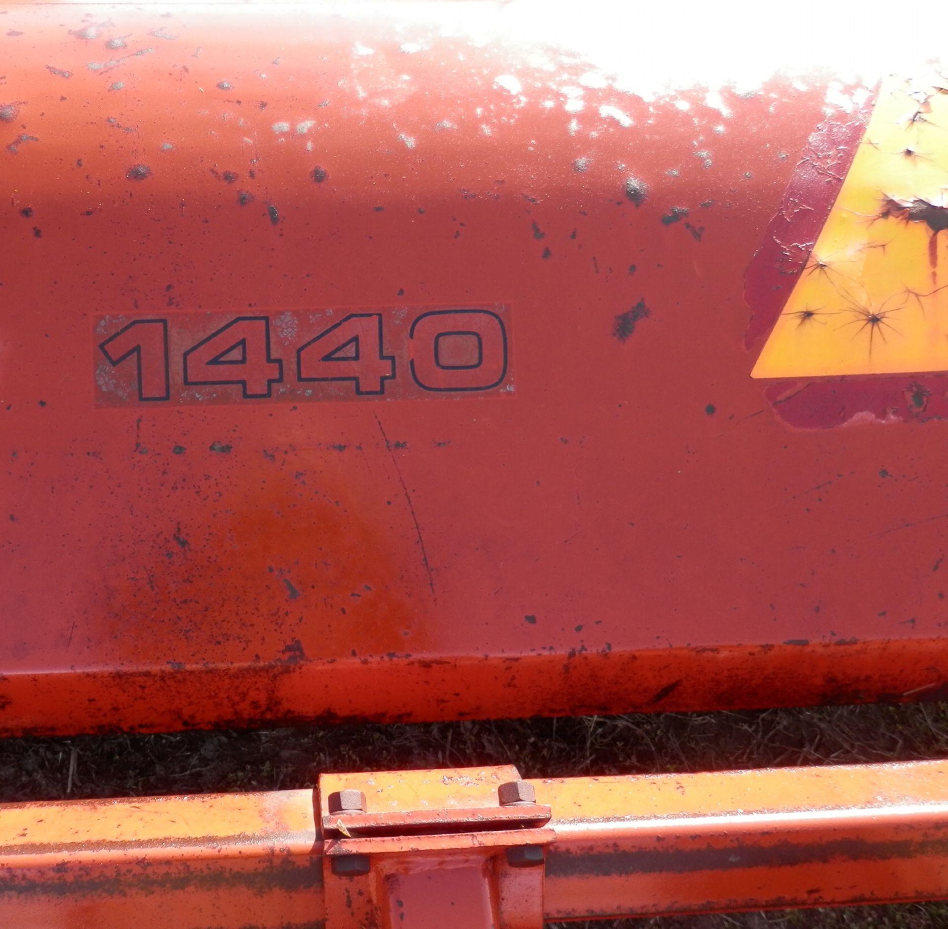 FOX BRADY 1440 STALK SHREDDER - Image 9 of 9