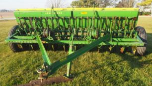 JOHN DEERE B 206B 6x20 10' GRAIN DRILL