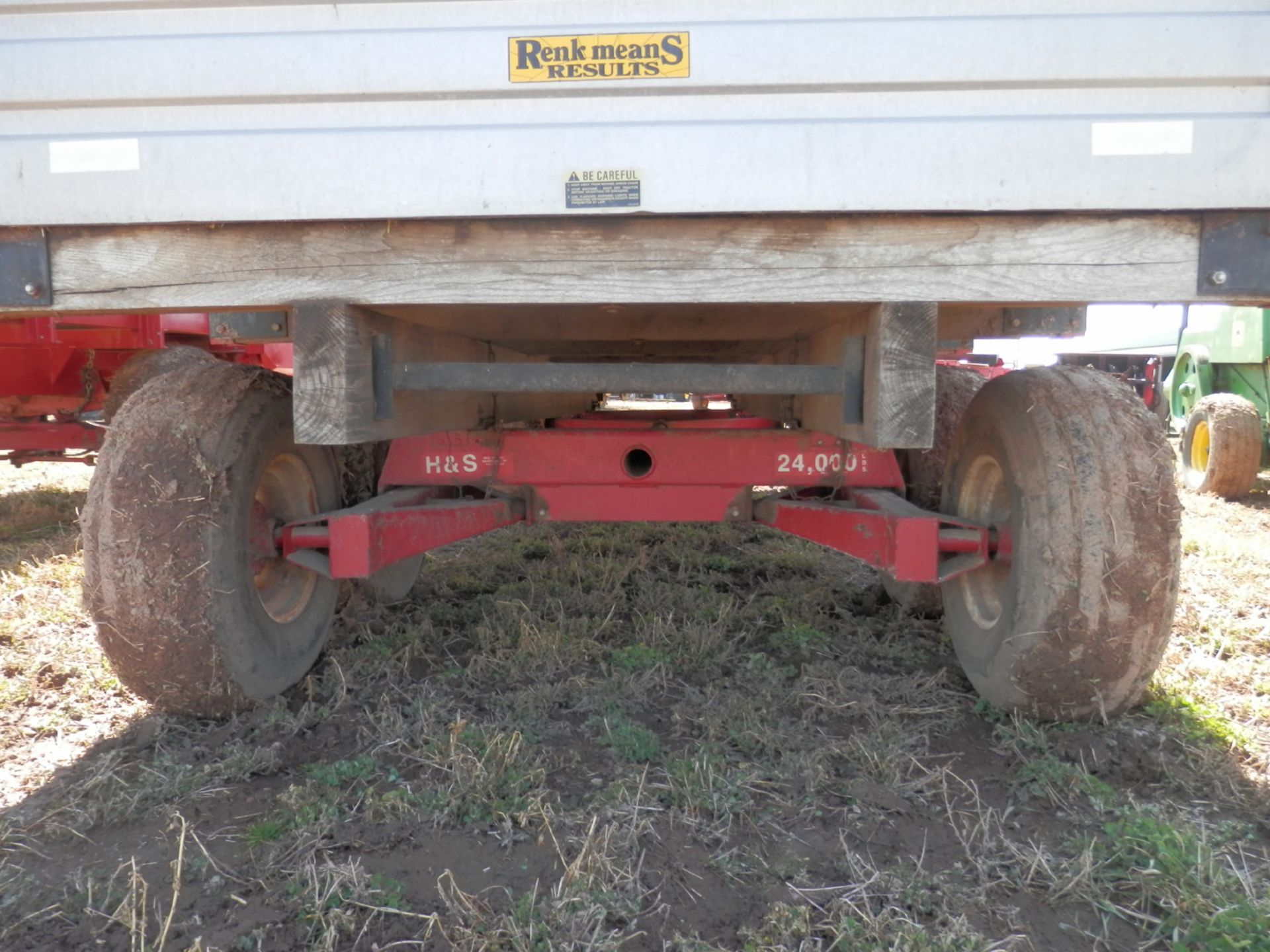 H&S XL-88 16' LH FORAGE WAGON - Image 4 of 6