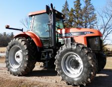 AGCO RT130 MFWD TRACTOR