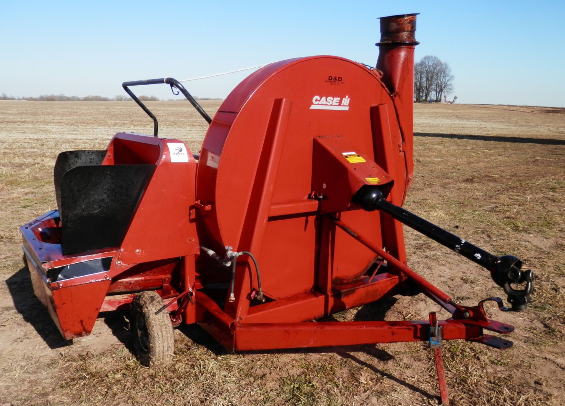 CASE IH 600 FORAGE BLOWER - Image 2 of 4