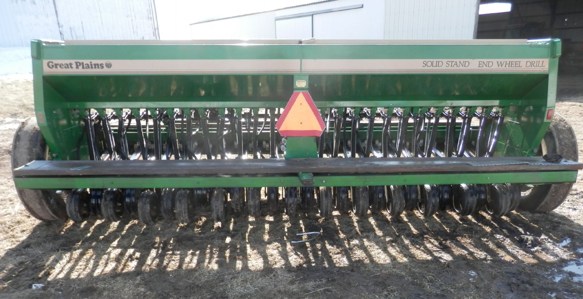 GREAT PLAINS SURESTAND 13 MDL EWD13-260693 26x6 GRAIN DRILL - Image 5 of 11