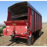 H&S XL-88 16' LH FORAGE WAGON