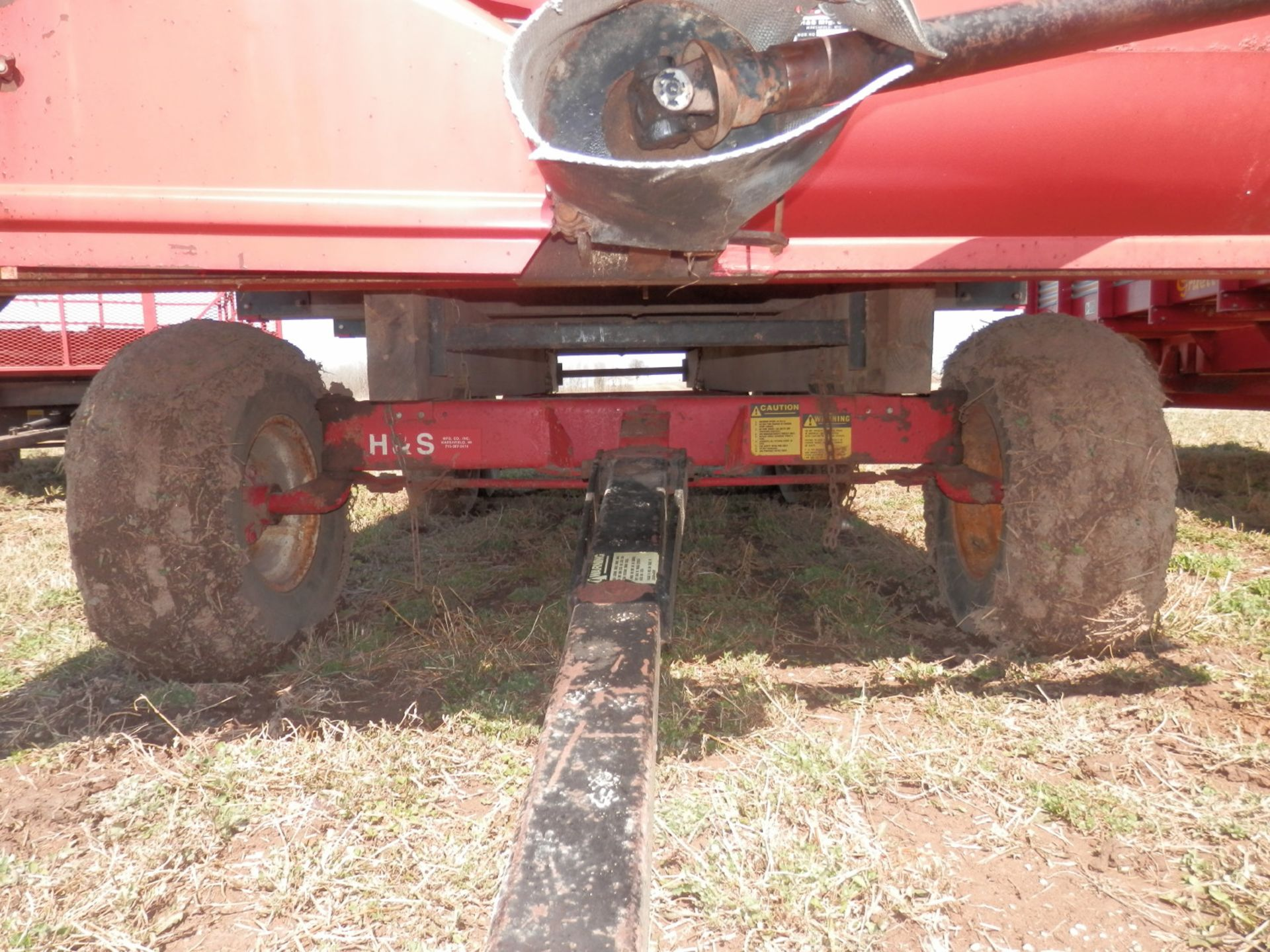 H&S XL-88 16' LH FORAGE WAGON - Image 5 of 6