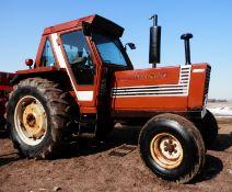 FIAT HESSTON 980 TRACTOR