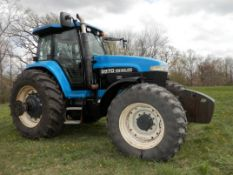 NEW HOLLAND 8970 MFWD TRACTOR SN: D420671