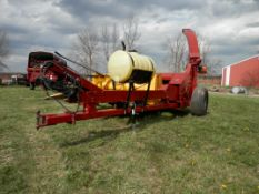 FIAT NEW HOLLAND FP240 PT FORAGE CHOPPER with 9' Hay Head (LOT 24)