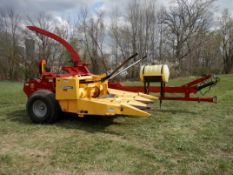 FIAT NH FP 240PT FORAGE CHOPPER PACKAGE with 9' HH and 3PN Corn Head