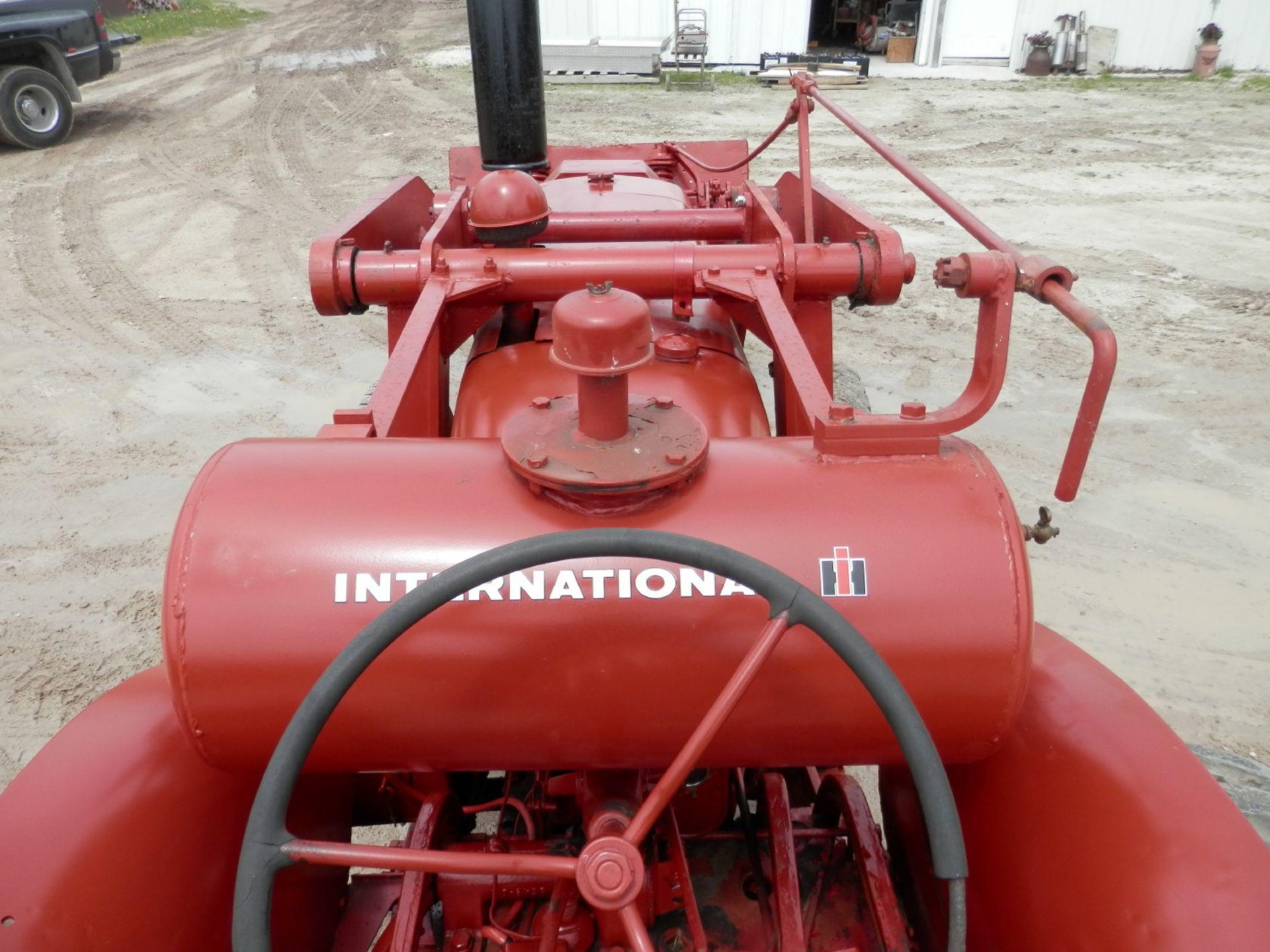 INTERNATIONAL 1-6 w/HOUGH LOADER - Image 6 of 14