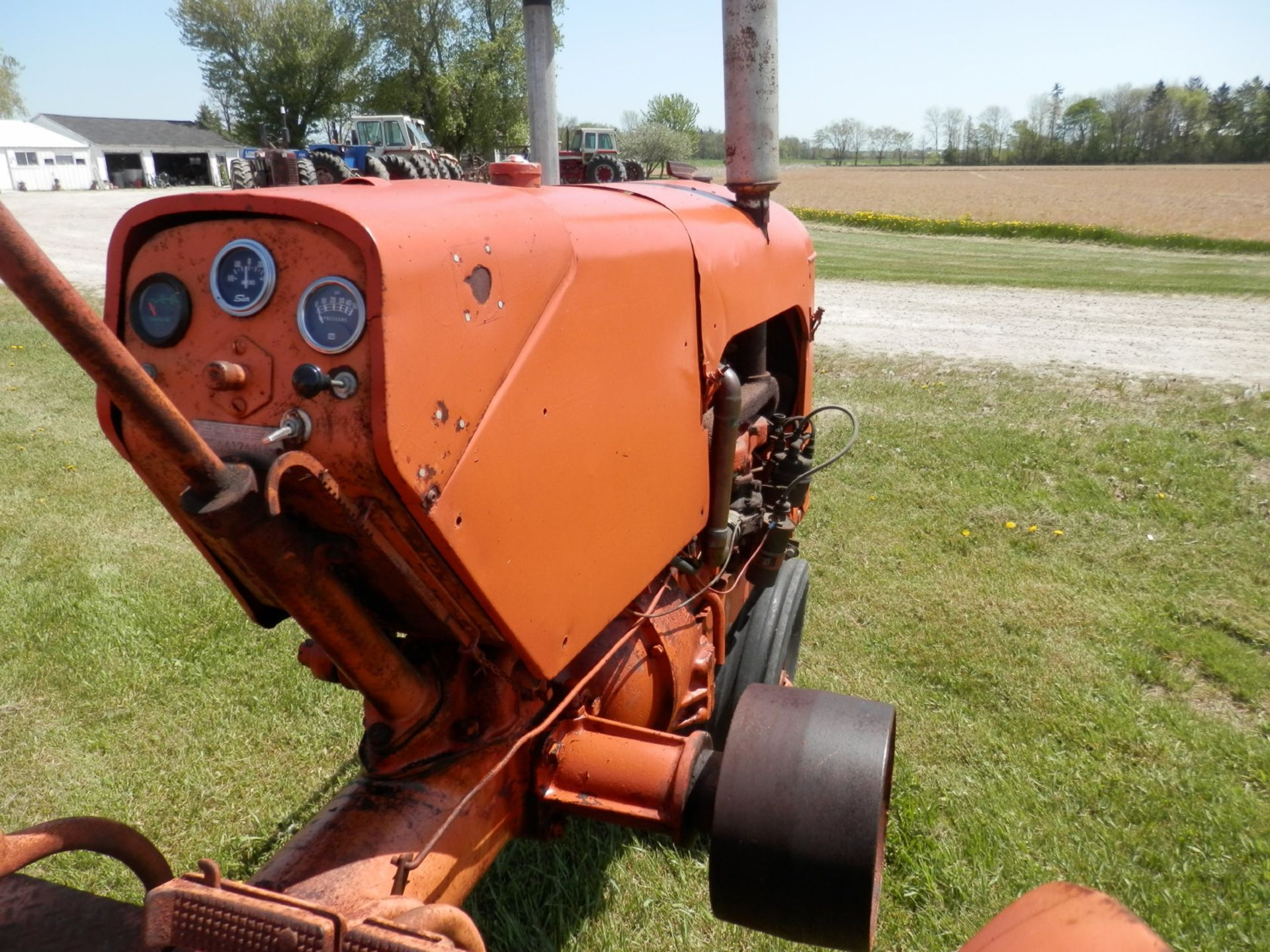 JI CASE VC TRACTOR - Image 5 of 6