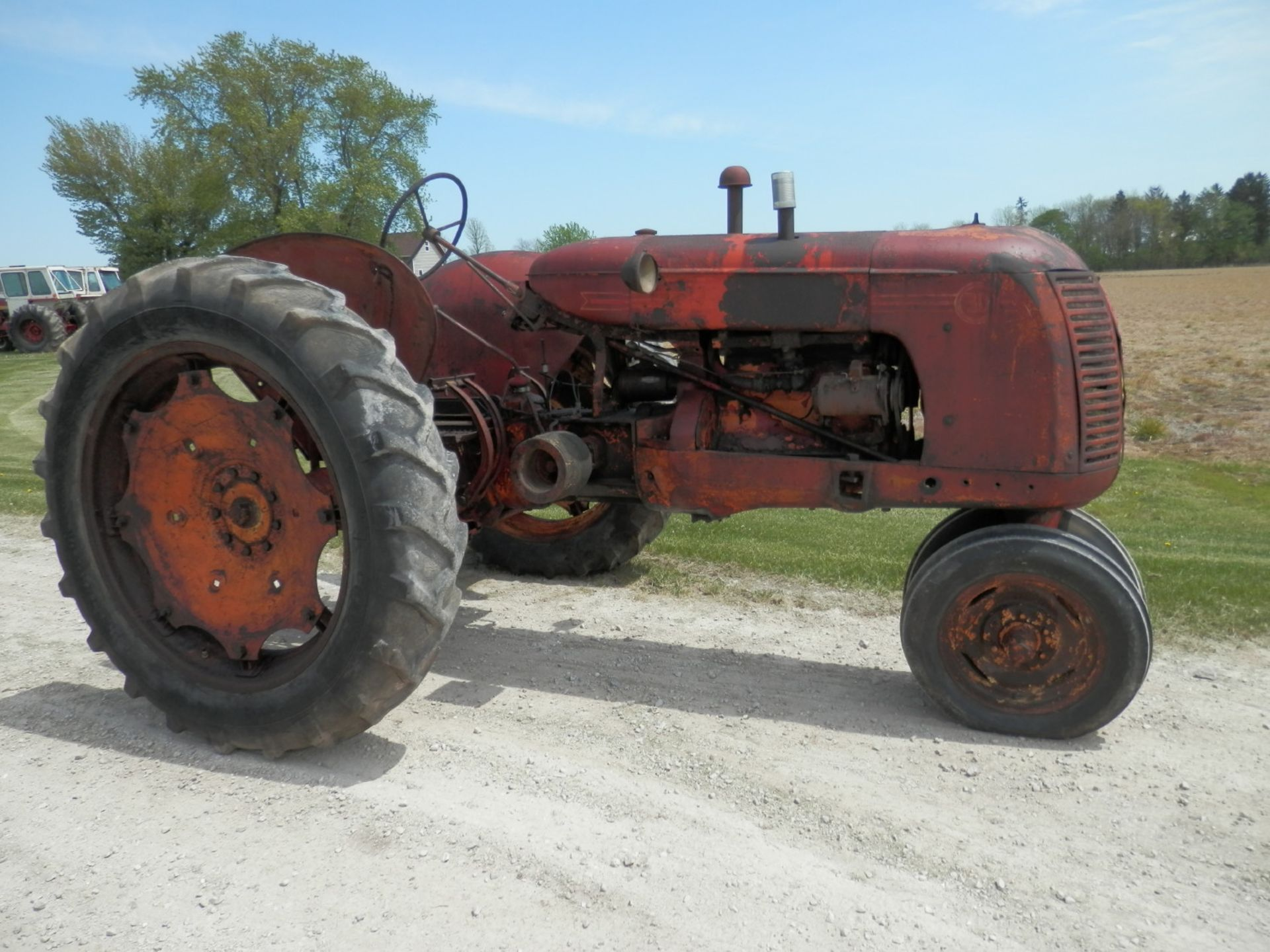 COCKSHUTT 30 NF TRACTOR - Image 3 of 7