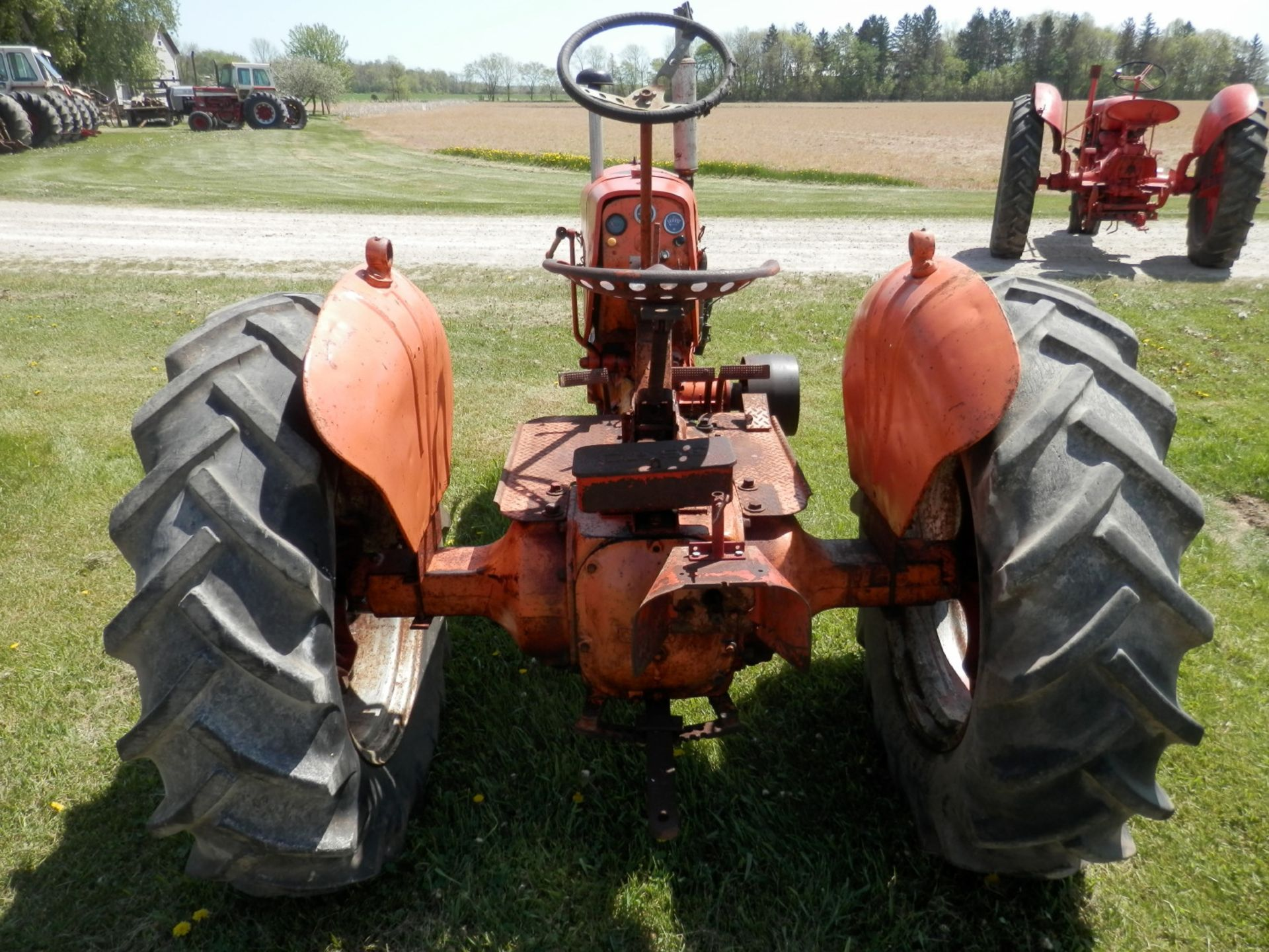 JI CASE VC TRACTOR - Image 3 of 6