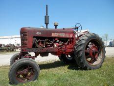 INTERNATIONAL FARMALL 450 Gas TRACTOR