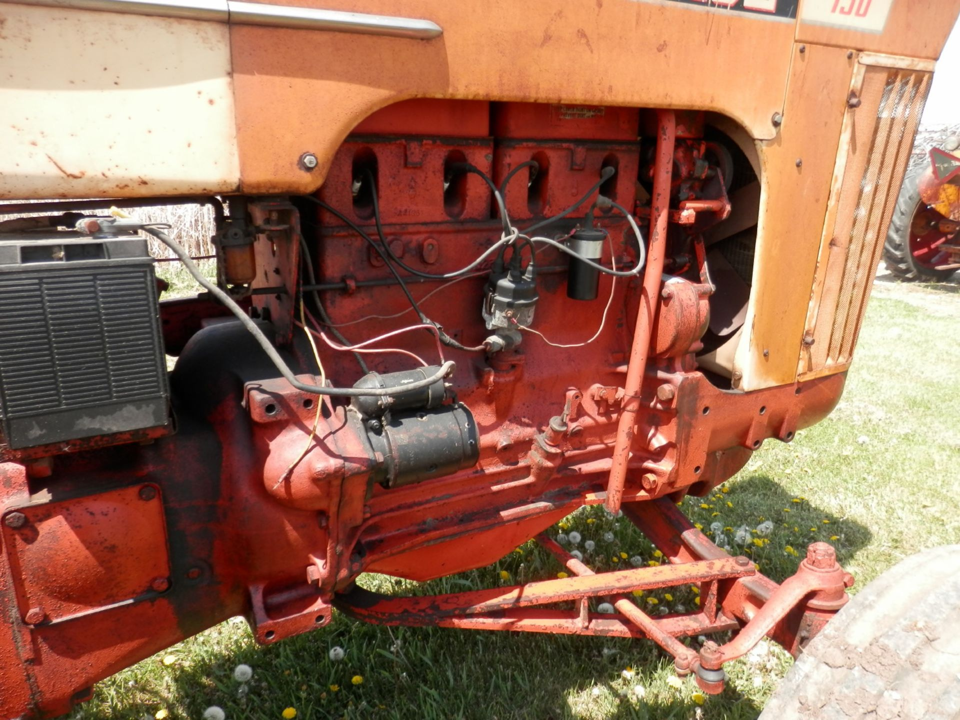 JI CASE 730 GAS TRACTOR - Image 10 of 10