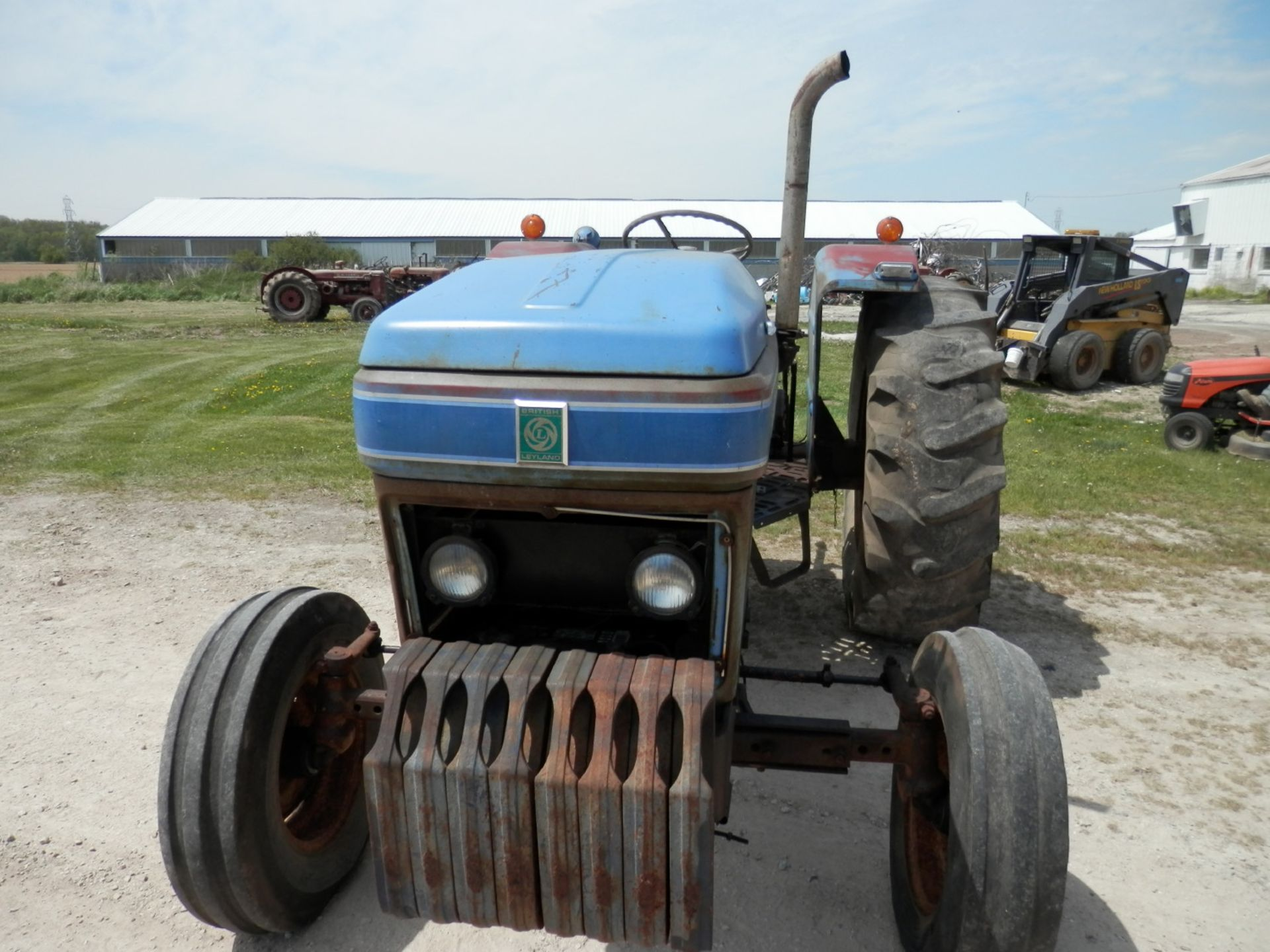 LEYLAND 270 DSL. TRACTOR - Image 5 of 8