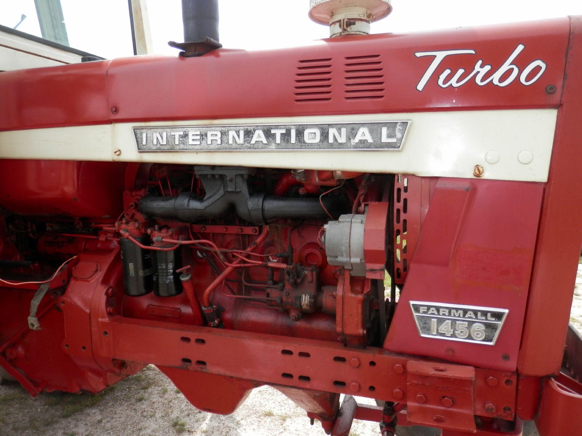 INTERNATIONAL 1456 TURBO TRACTOR - Image 6 of 8