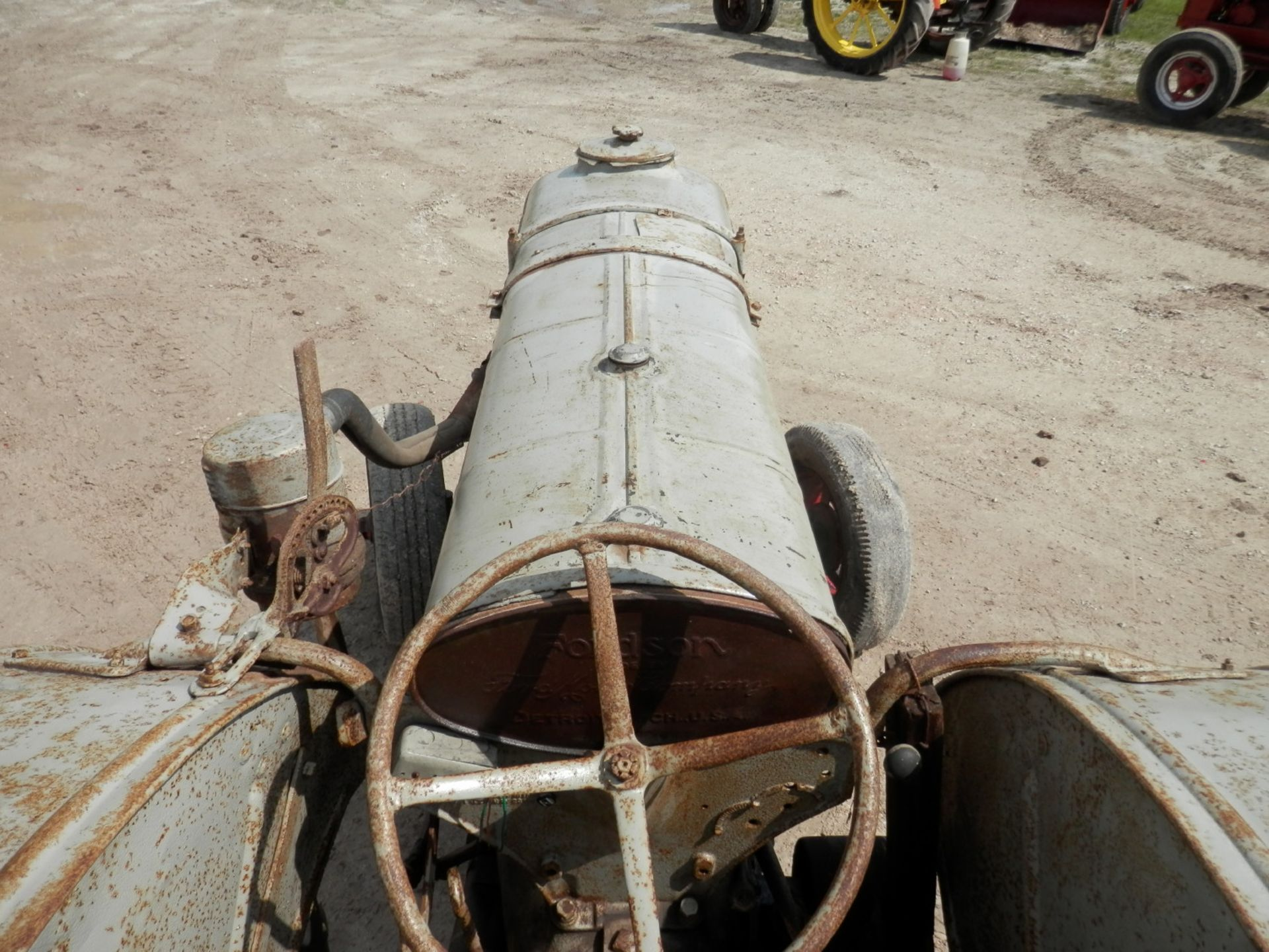 """FORDSON """"DONKEY"""" TRACTOR - Image 7 of 10"""