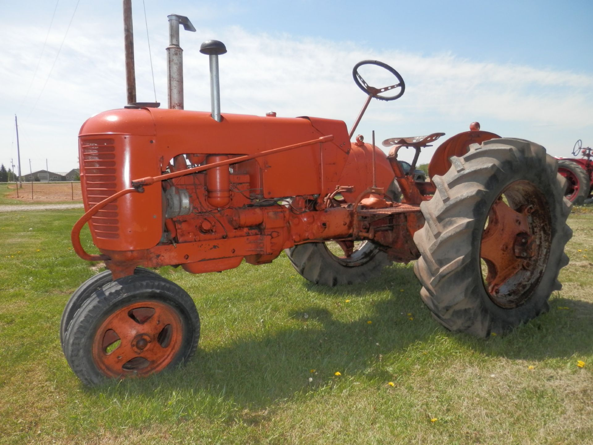 JI CASE VC TRACTOR - Image 2 of 6