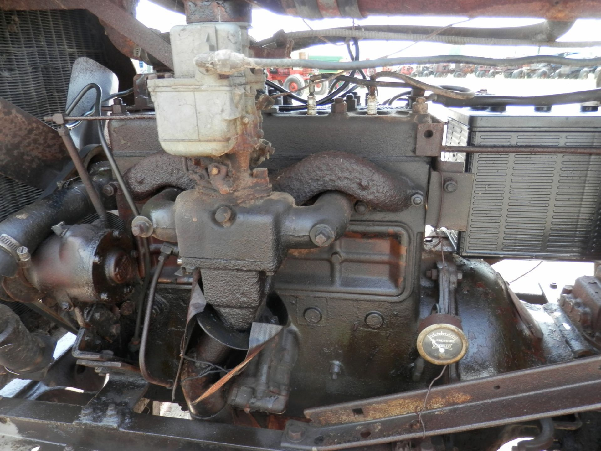 """FORDSON """"DONKEY"""" TRACTOR - Image 8 of 10"""