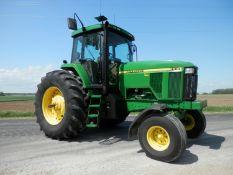 JOHN DEERE 7810 2WD TRACTOR