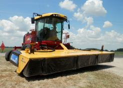 FIAT NEW HOLLAND H8080 SPEEDROWER SELF PROPELLED WINDROWER