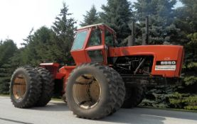 ALLIS CHALMERS 8550 4x4 TRACTOR-SN 1402