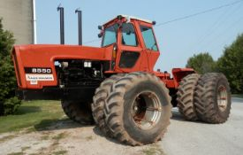 ALLIS CHALMERS 8550 4x4 TRACTOR SN 1105