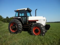 CASE 3294 MFWD TRACTOR
