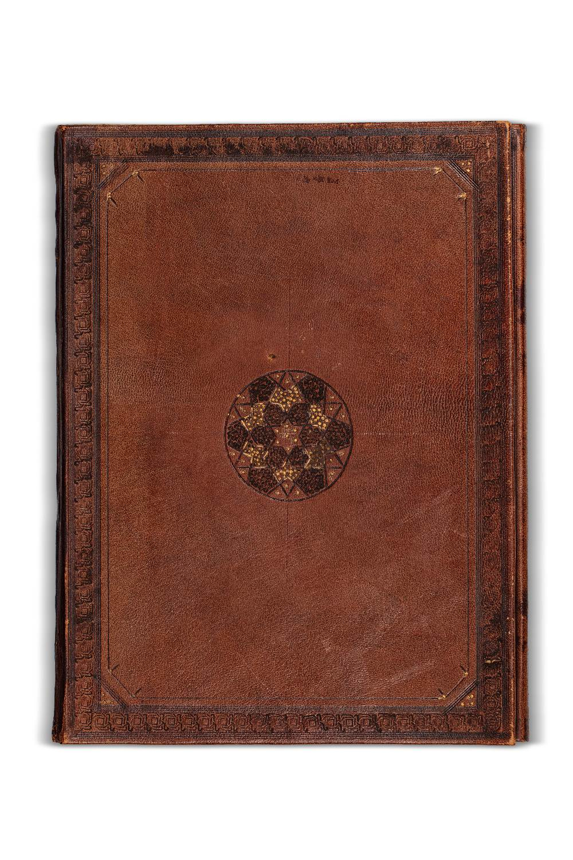 Juz de Coran enluminéIran ou Egypte, vers 1500Manuscrit arabe, 28 feuillets, calligraphié en - Image 3 of 3