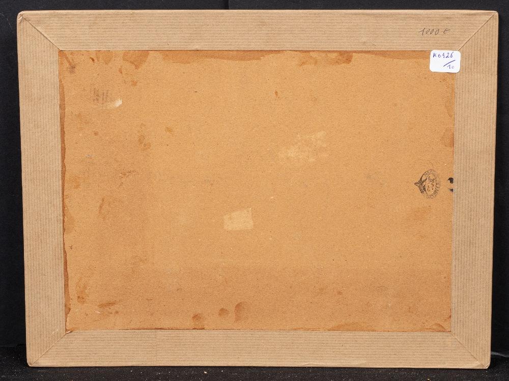 Georges Antoine ROCHEGROSSE (Versailles 1859 - Alger 1938)Le bord de mer, Sidi FerruchHuile sur - Image 2 of 2
