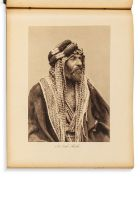 KERIM (Abdul)Camera Studies in IraqBaghdad, Kerim & Hasso, sd (c. 1925). In-4 (25 x 31,5 cm) oblong,